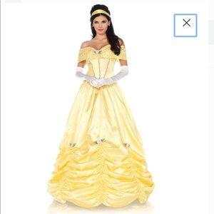 Leg Avenue NWT Classic Beauty Halloween princess